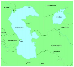 resized aral sea map