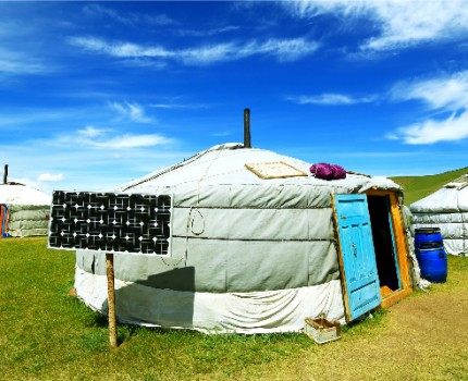 yurt with solar cropped