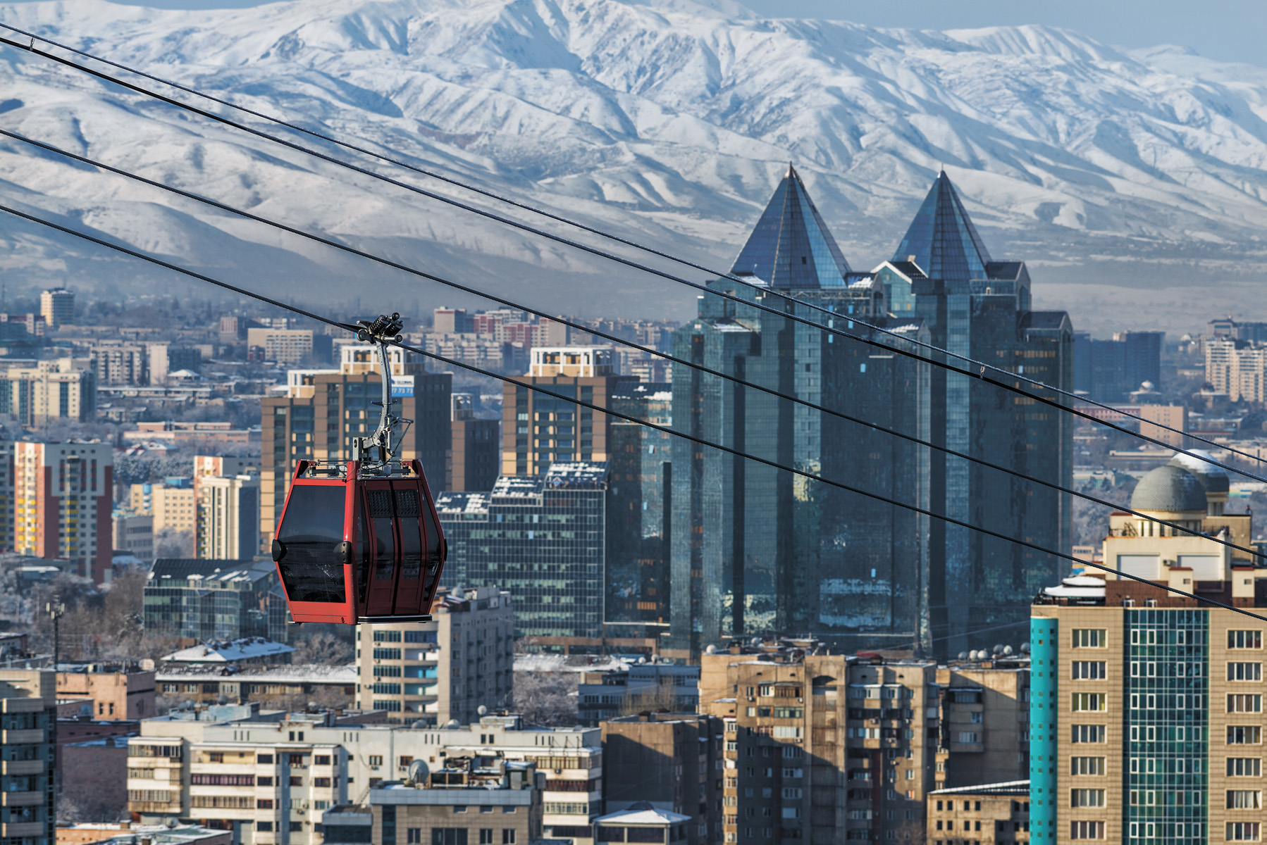 Almaty urbanism edge two